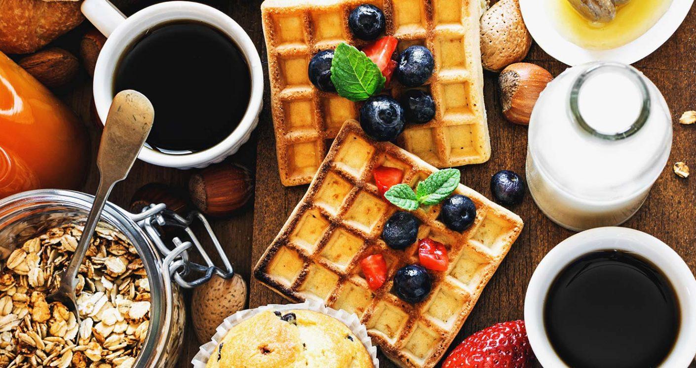 Как да си направим идеалната закуска през уикенда