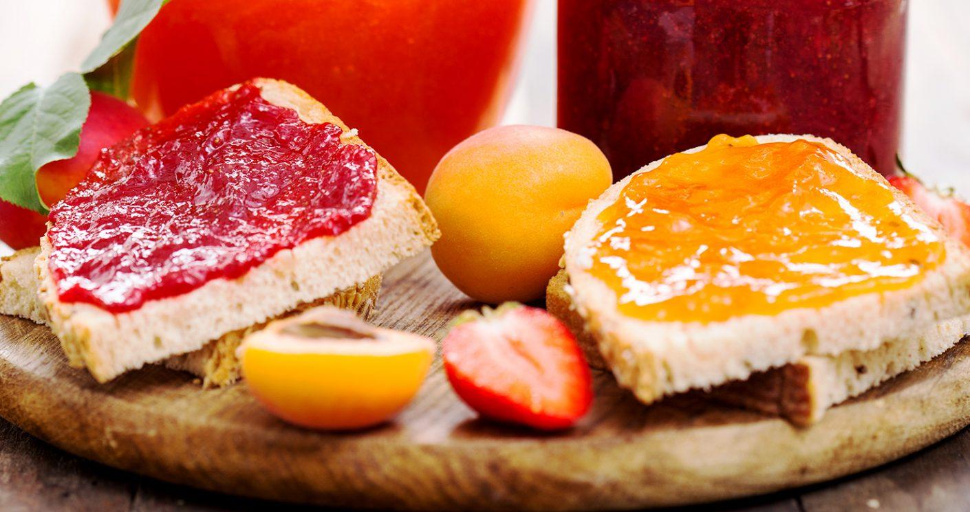 Каква е разликата между сладко, мармалад и конфитюр?