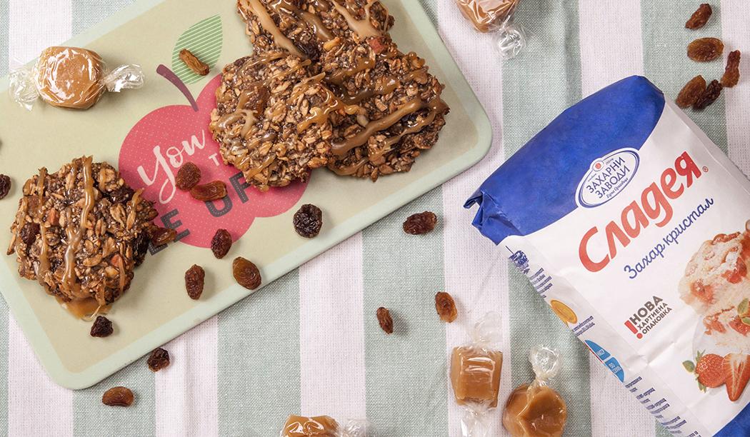 Овесени сладки – вкусната и полезна доза енергия за всеки ученик