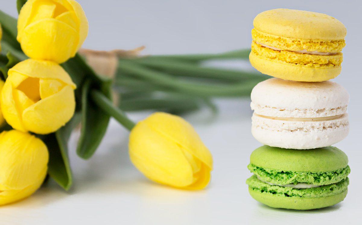По-леки десерти за пролетта