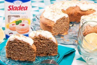 За кекса под друг ъгъл – кекс с пълнозърнесто брашно от спелта и тиква
