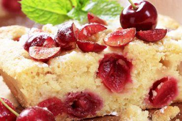 Лесен сладкиш с череши