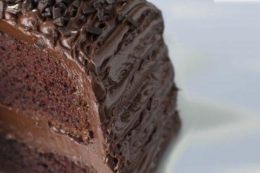 Шоколадов сладкиш с крем